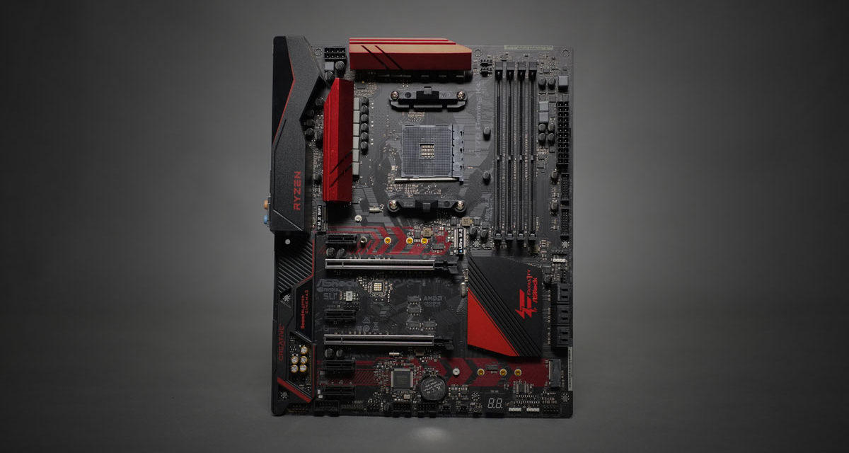 Review   ASRock Fatal1ty X370 Gaming K4 AM4 Motherboard