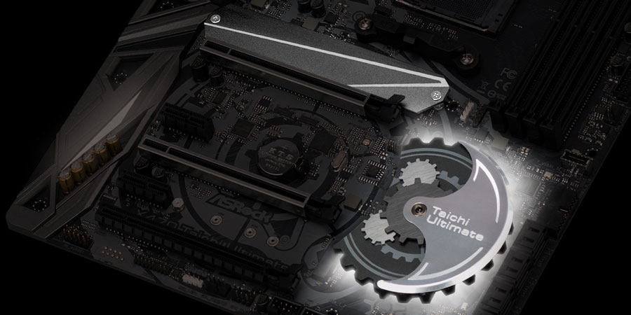 ASRock Announces The AMD X470 Taichi Ultimate Motherboard