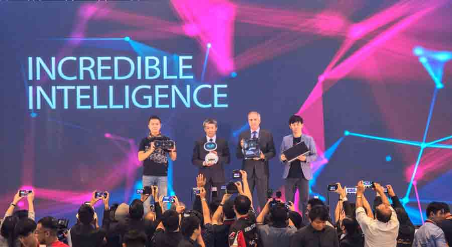 ASUS Shows Off 2018 Line of Business, Home and Gaming Products at Malaysia
