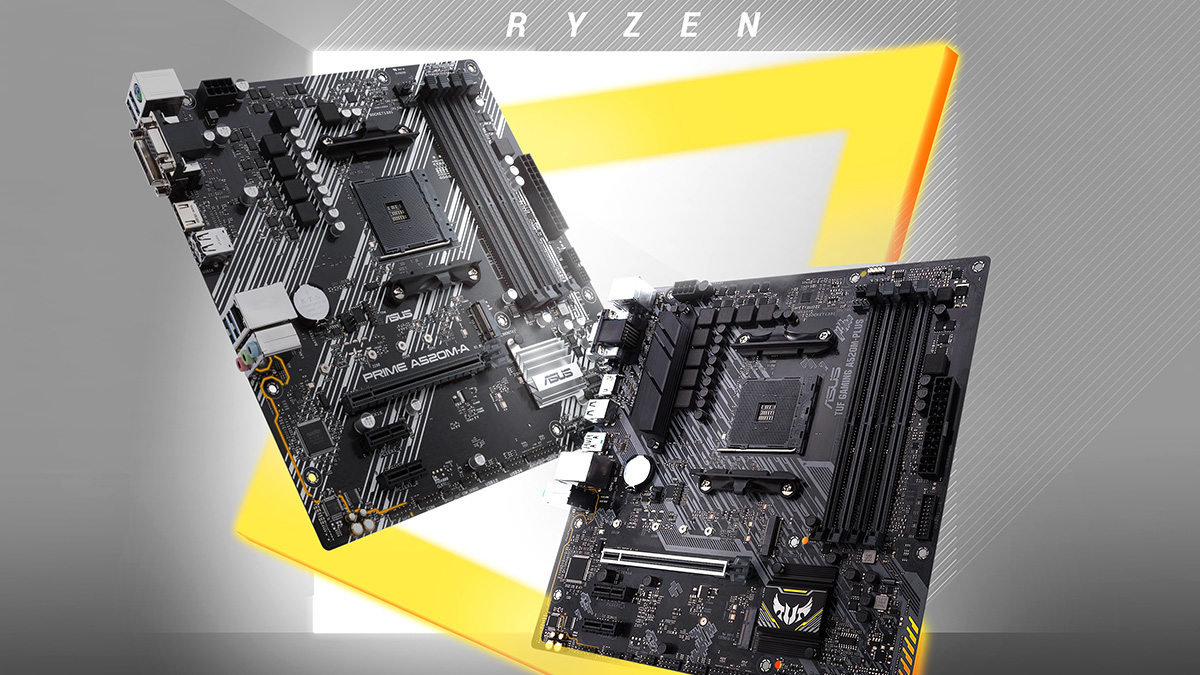ASUS Releases A520 Motherboard Pricing