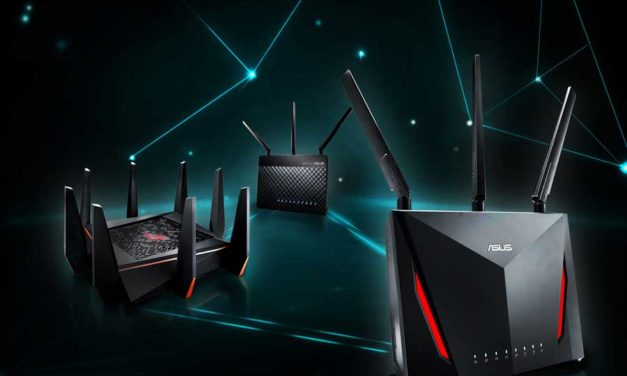 ASUS Announces AiMesh Firmware for ASUS Routers