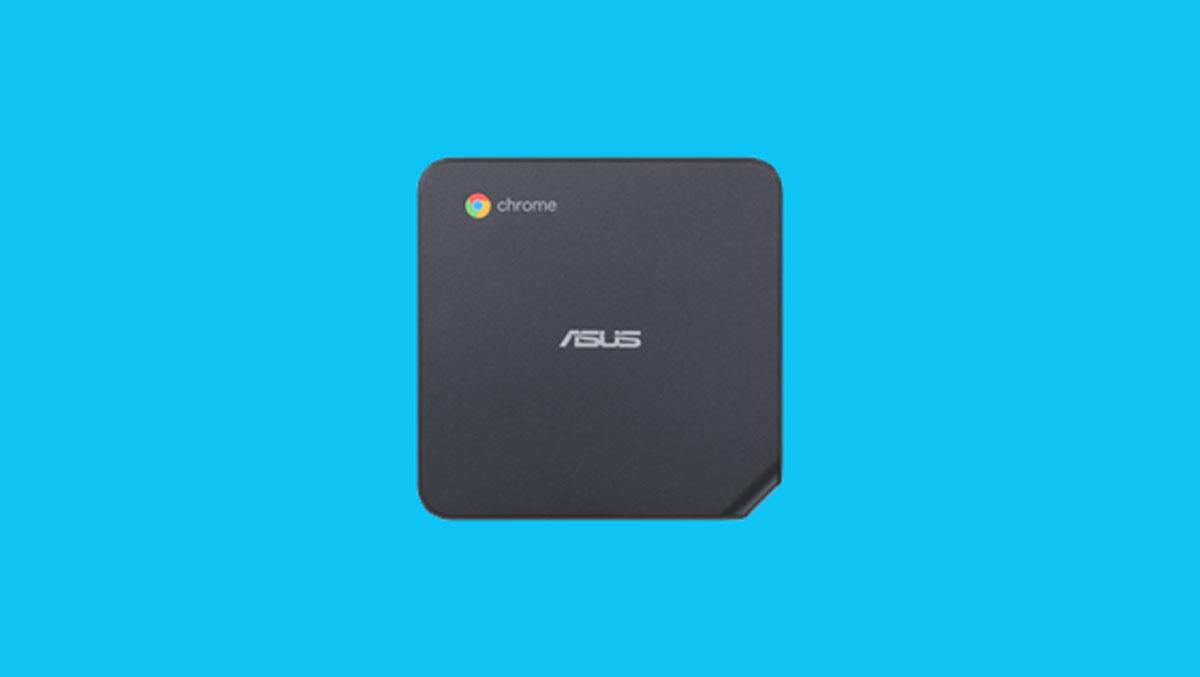 ASUS Announces Chromebox 4 Featuring 10th Gen Intel CPUs