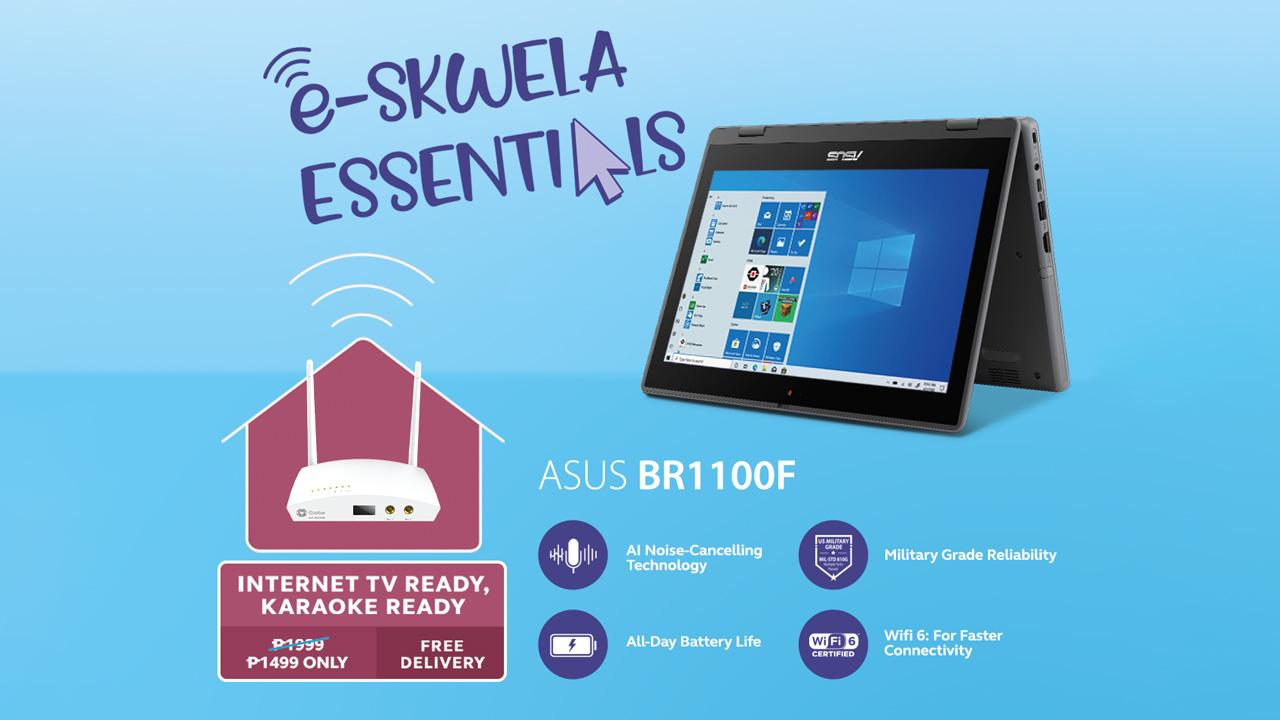 ASUS E Skwela Essentials PR 1