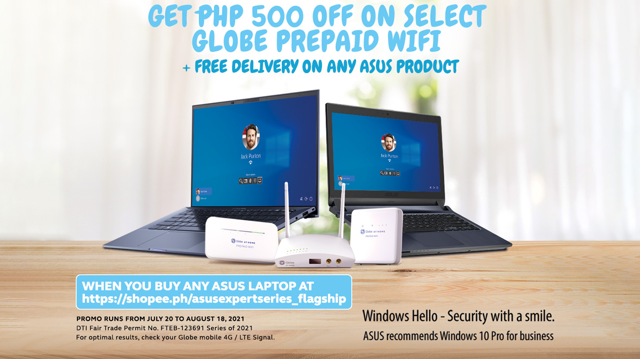 ASUS Business teams up with Globe for E-Skwela Essentials