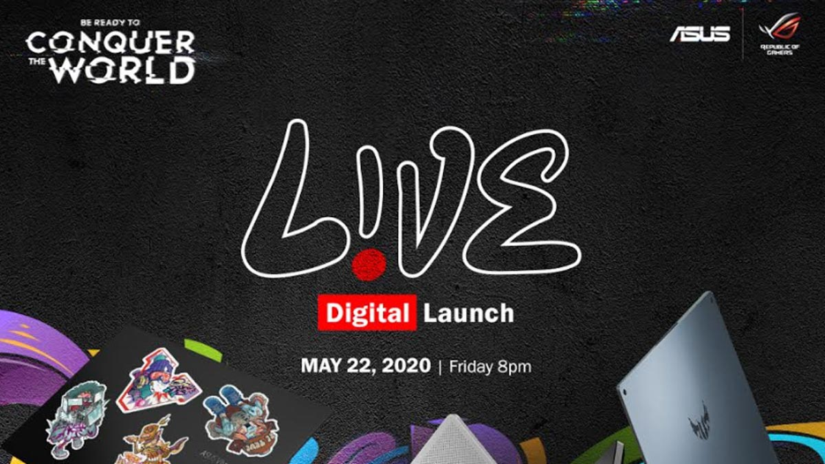 ASUS ROG to Launch 2020 AMD Line-up of Laptops