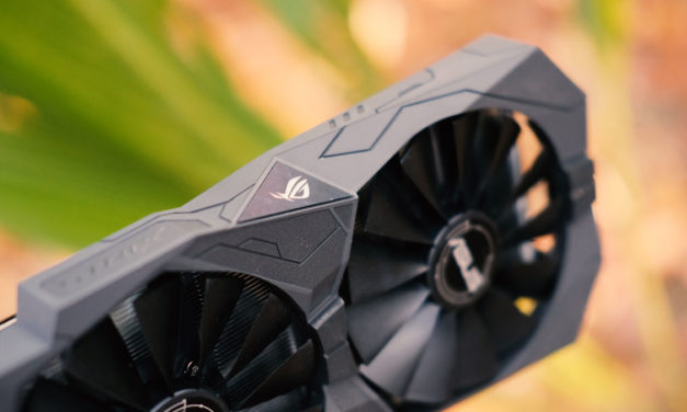 ASUS ROG Strix GTX 1050 Ti OC Review
