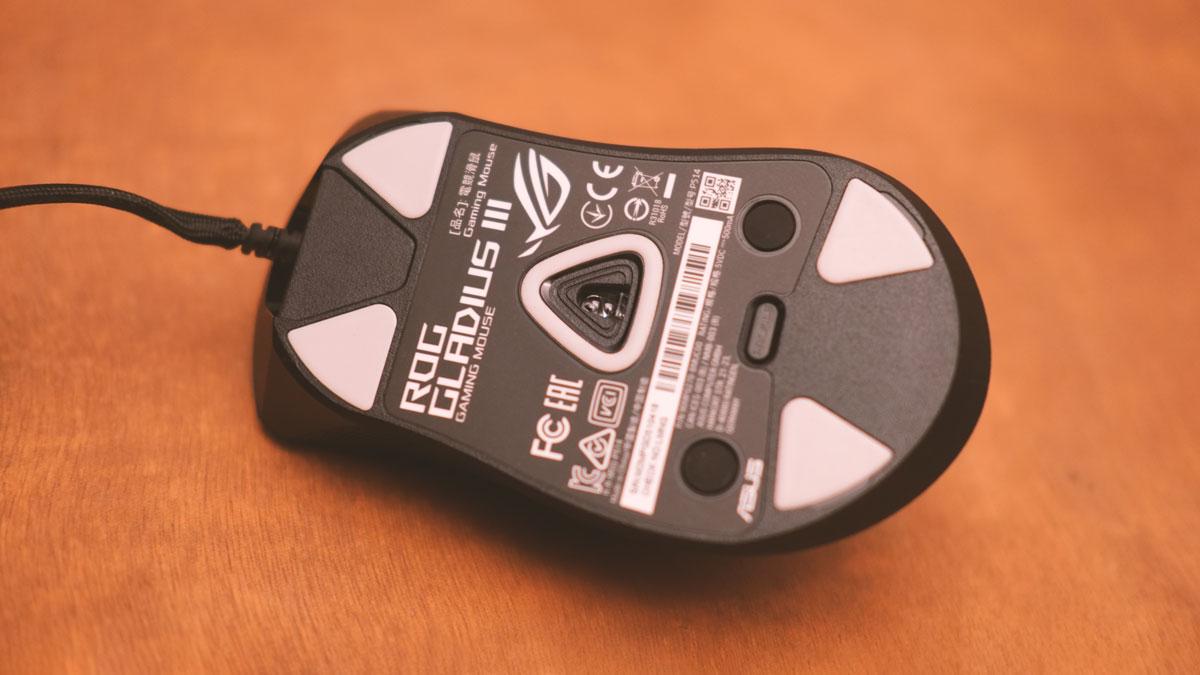 ASUS ROG Gladius III Wired Version 12