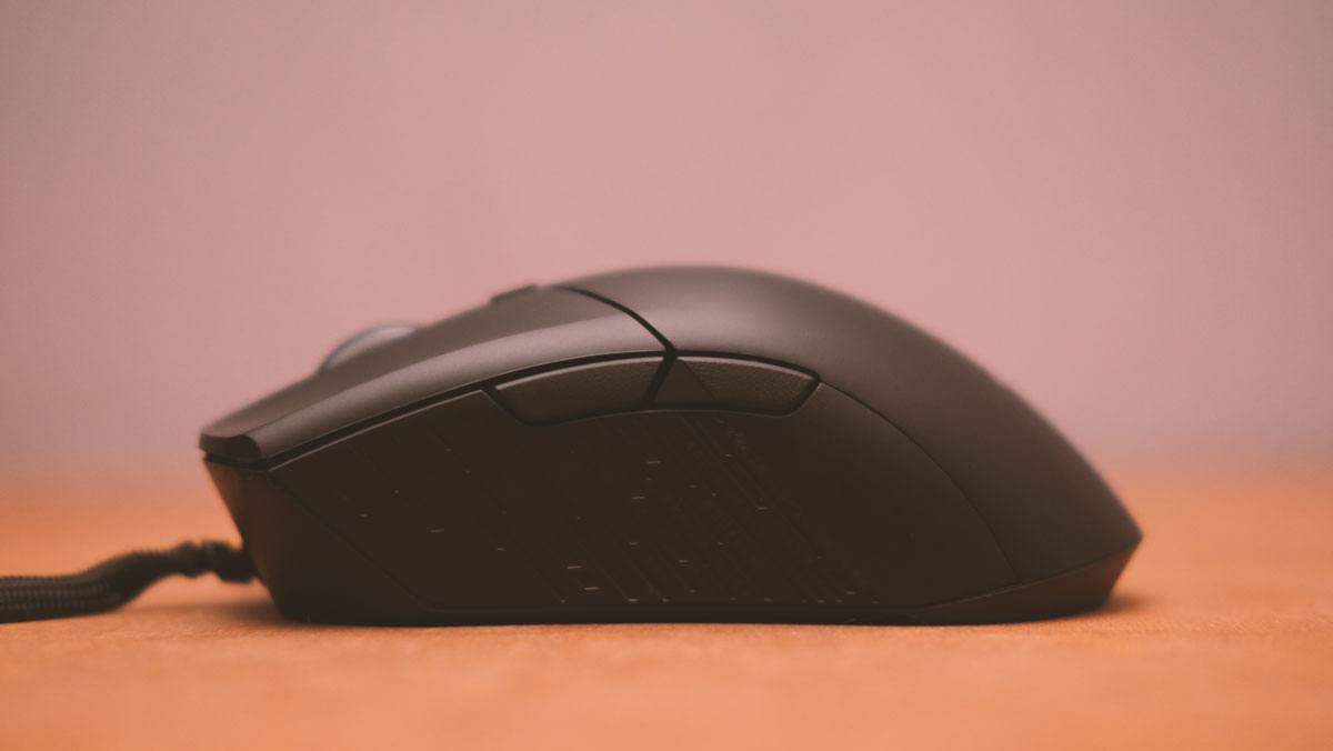 ASUS ROG Gladius III Wired Version 9