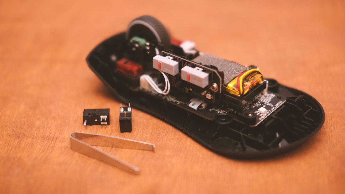 ASUS ROG Gladius III Wireless 17