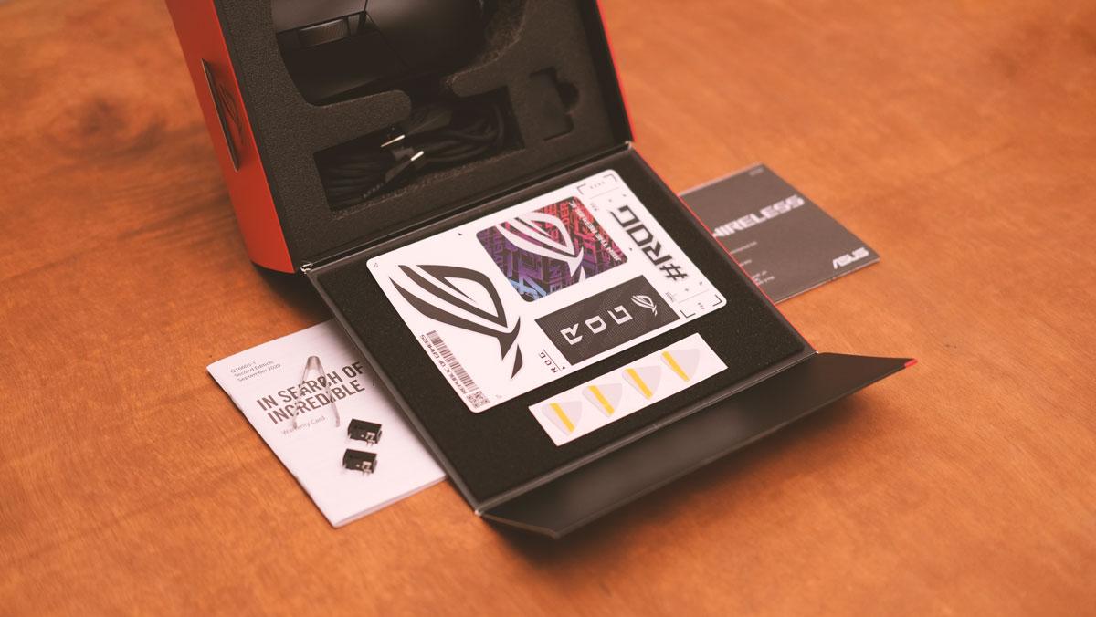 ASUS ROG Gladius III Wireless 6