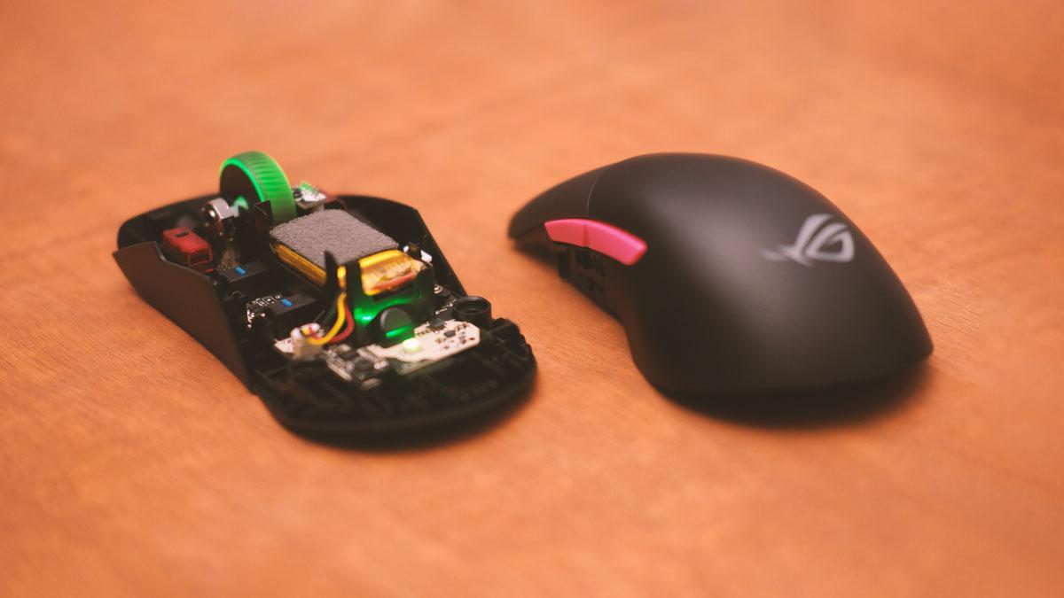ASUS ROG Keris PBT Mouse Images 11
