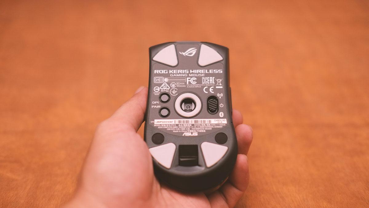 ASUS ROG Keris PBT Mouse Images 7