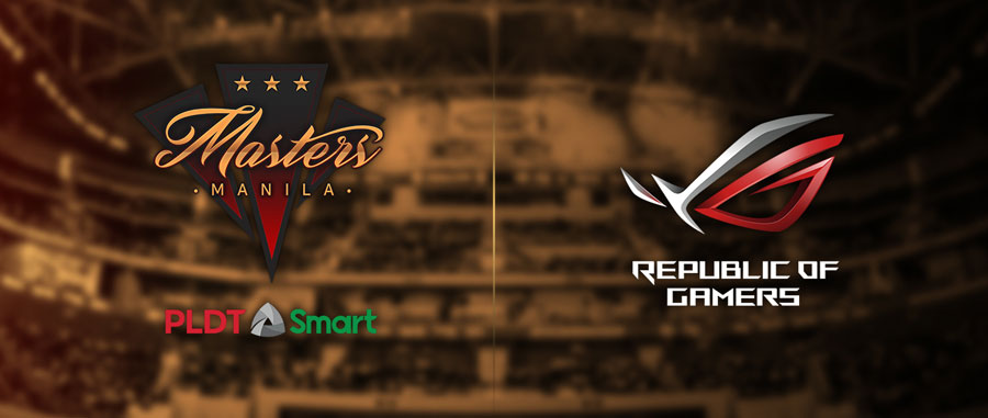 ASUS ROG Announces Partnership with Manila Masters 2017