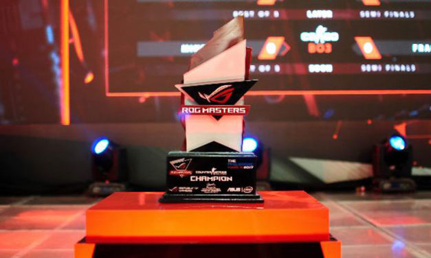 ROG Masters 2017 APAC Regional Finals to  Happen in Manila this October