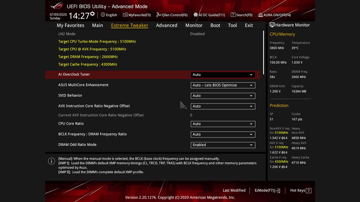 ASUS ROG Maximus XII Extreme Benchmarks 2