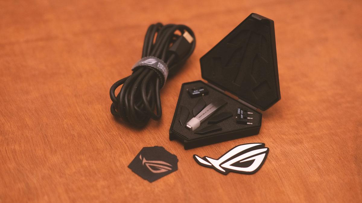 ASUS ROG Pugio II Wireless Images 10