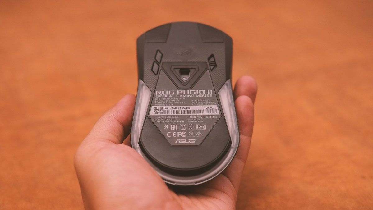 ASUS ROG Pugio II Wireless Images 6