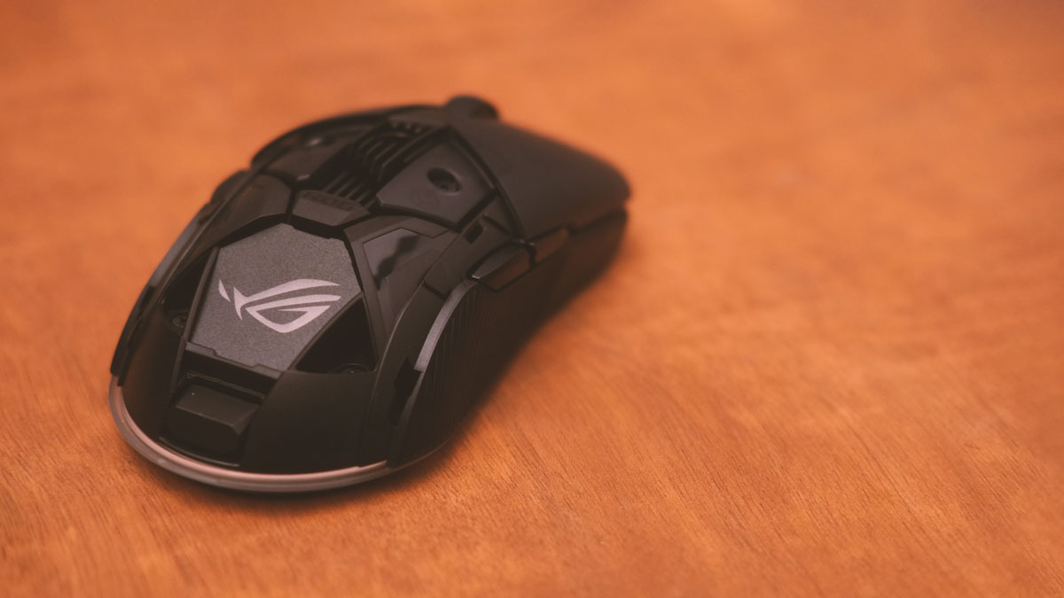Review | ASUS ROG Pugio II Wireless Gaming Mouse