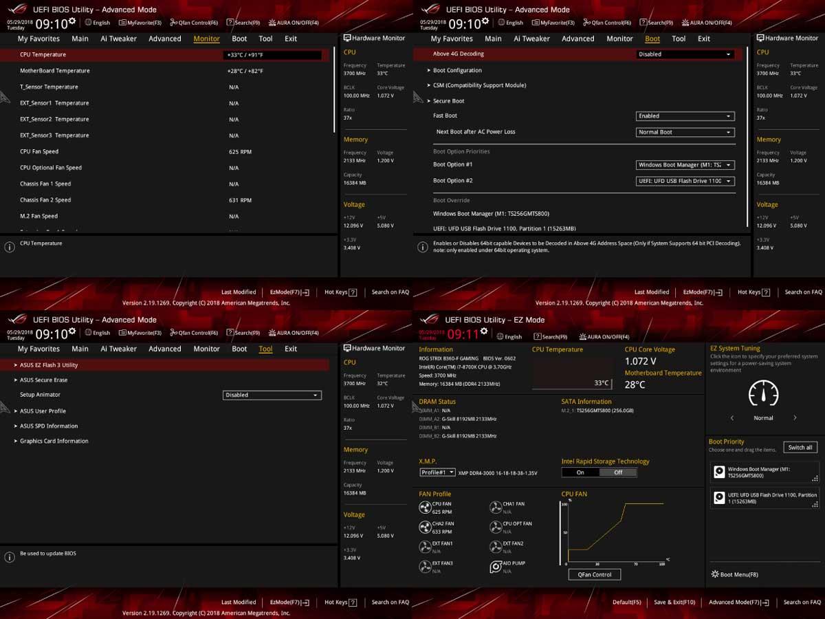 ASUS ROG Stirx B360-F Gaming Bios (2)