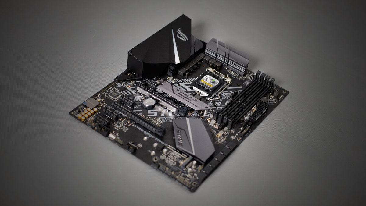ASUS ROG Strix B360-F Motherboard (10)