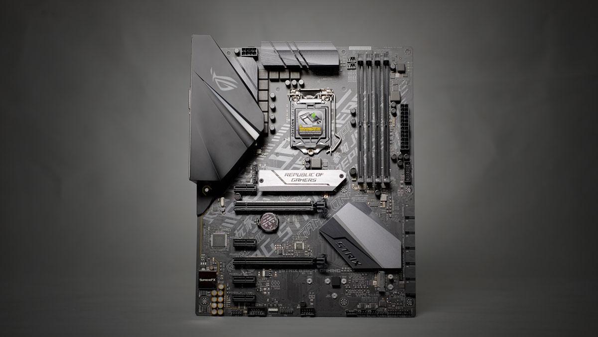 Review | ASUS ROG Strix B360-F Gaming Motherboard