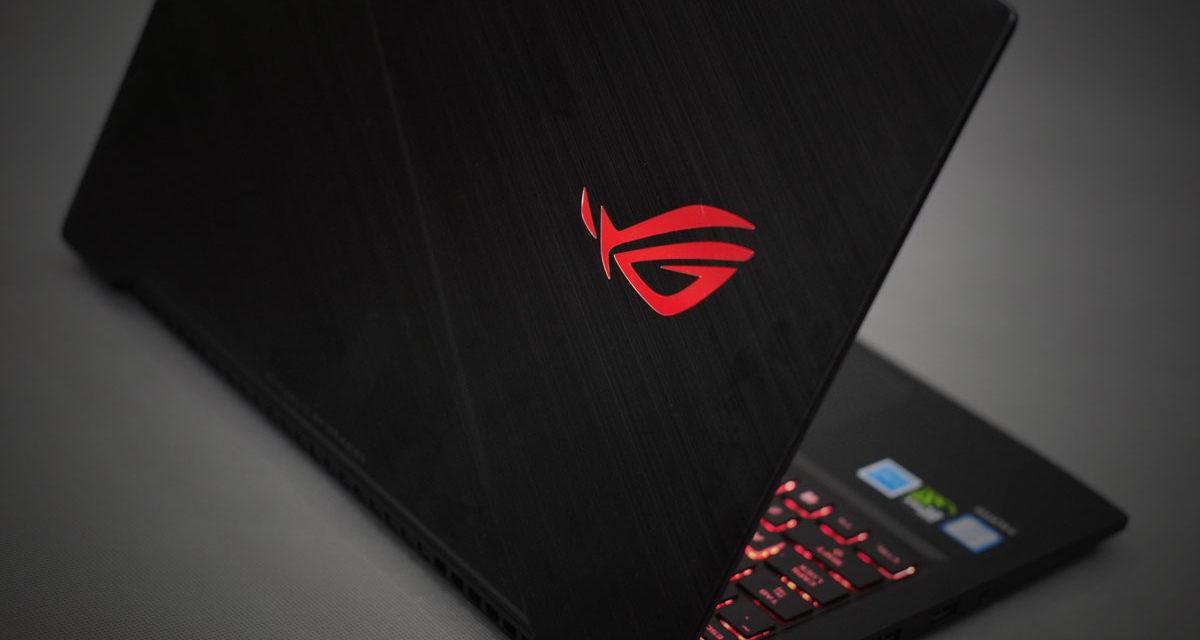 Review | ASUS ROG Strix GL503VD Gaming Notebook
