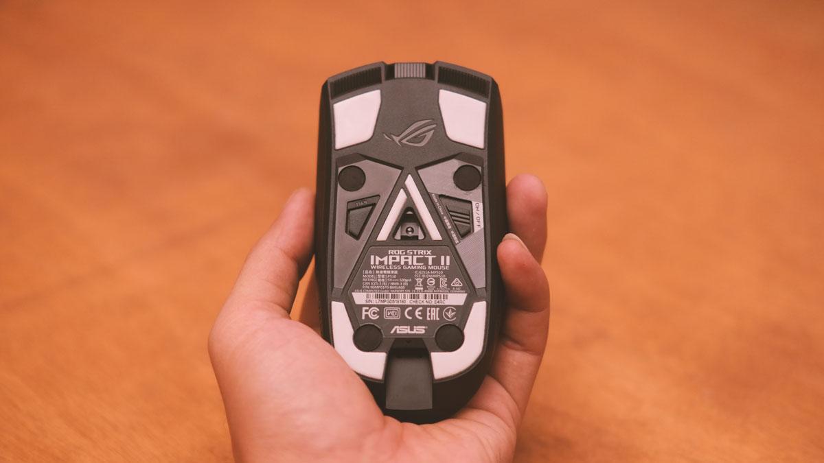 ASUS ROG Strix Impact II Wireless Images 8