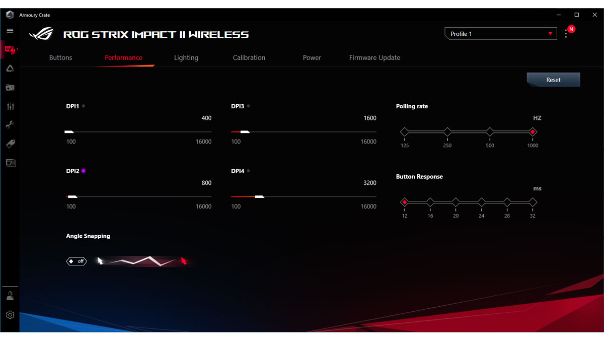 ASUS ROG Strix Impact II Wireless Images Software 2