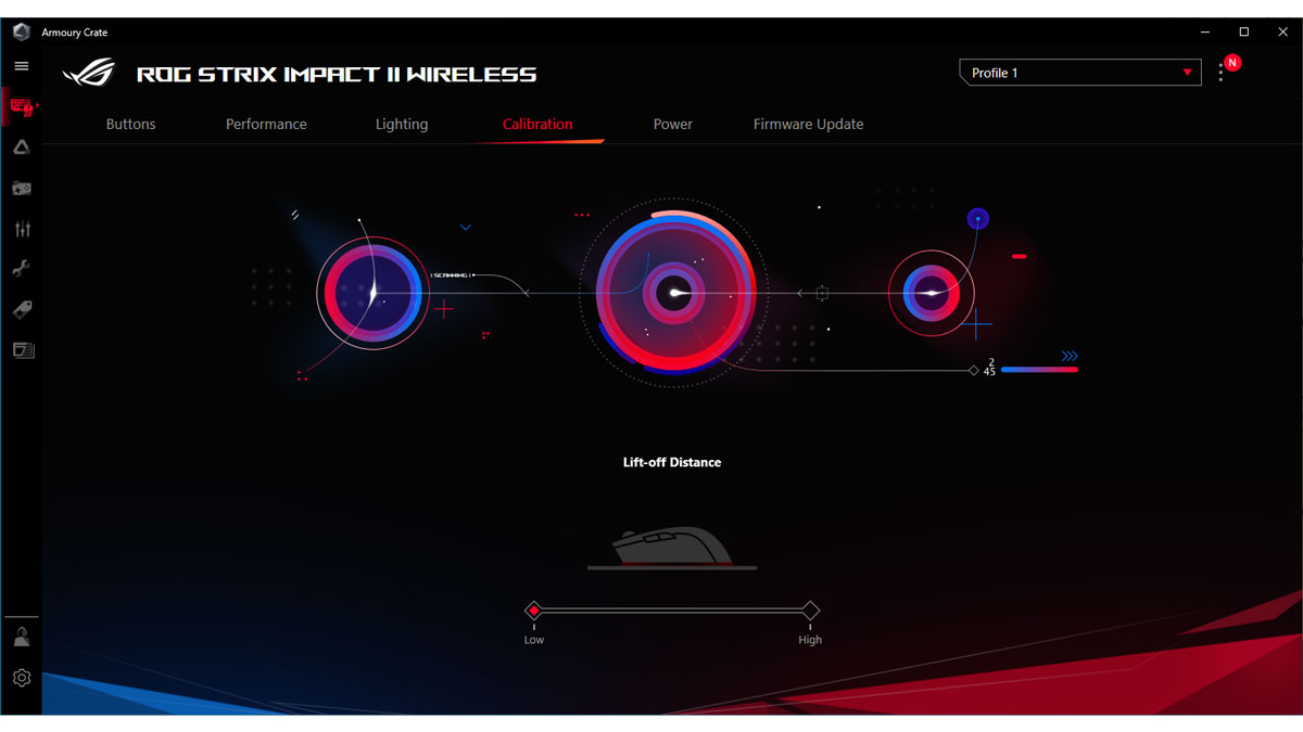ASUS ROG Strix Impact II Wireless Images Software 4