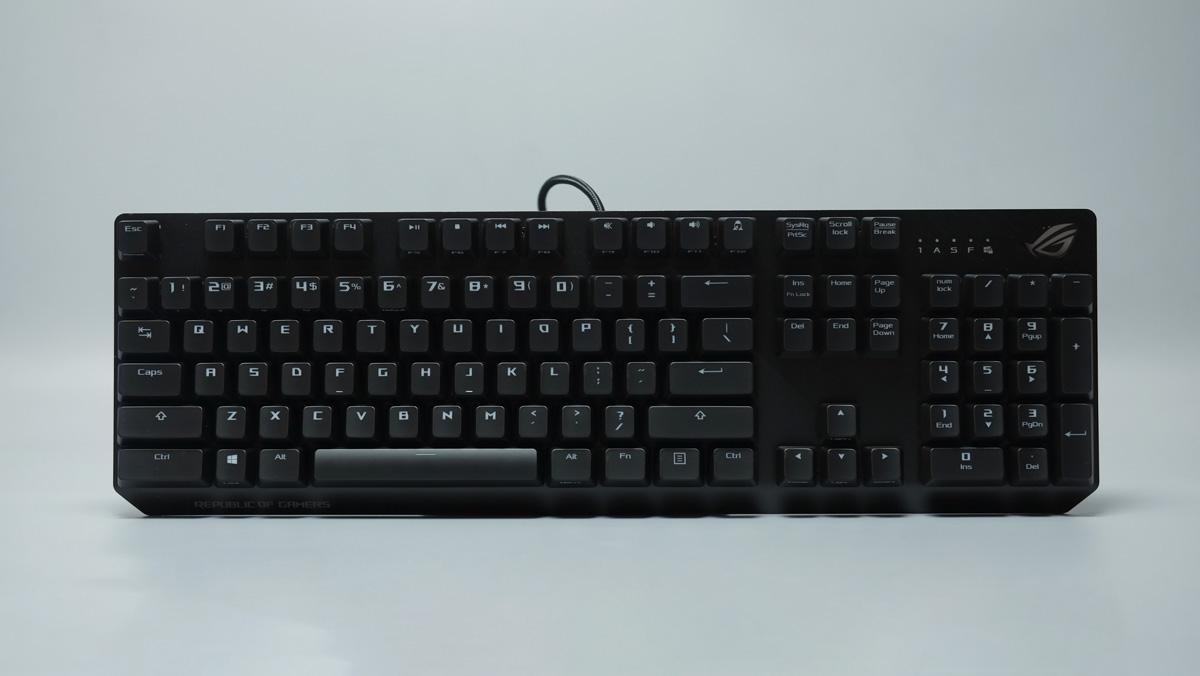 Review | ASUS ROG Strix Scope RGB Mechanical Gaming Keyboard