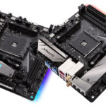 ASUS ROG Strix X370-I Gaming & B350-I Gaming AM4 ITX Announced