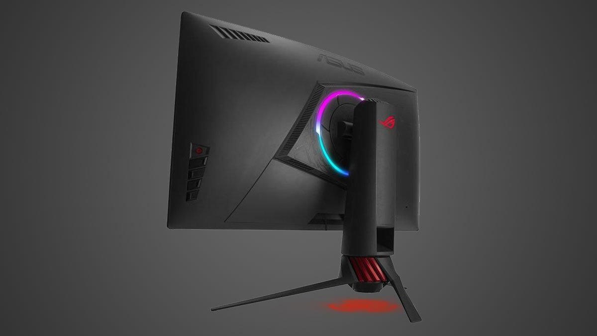 Review   ASUS ROG Strix XG32VQ 144Hz Curved Gaming Monitor