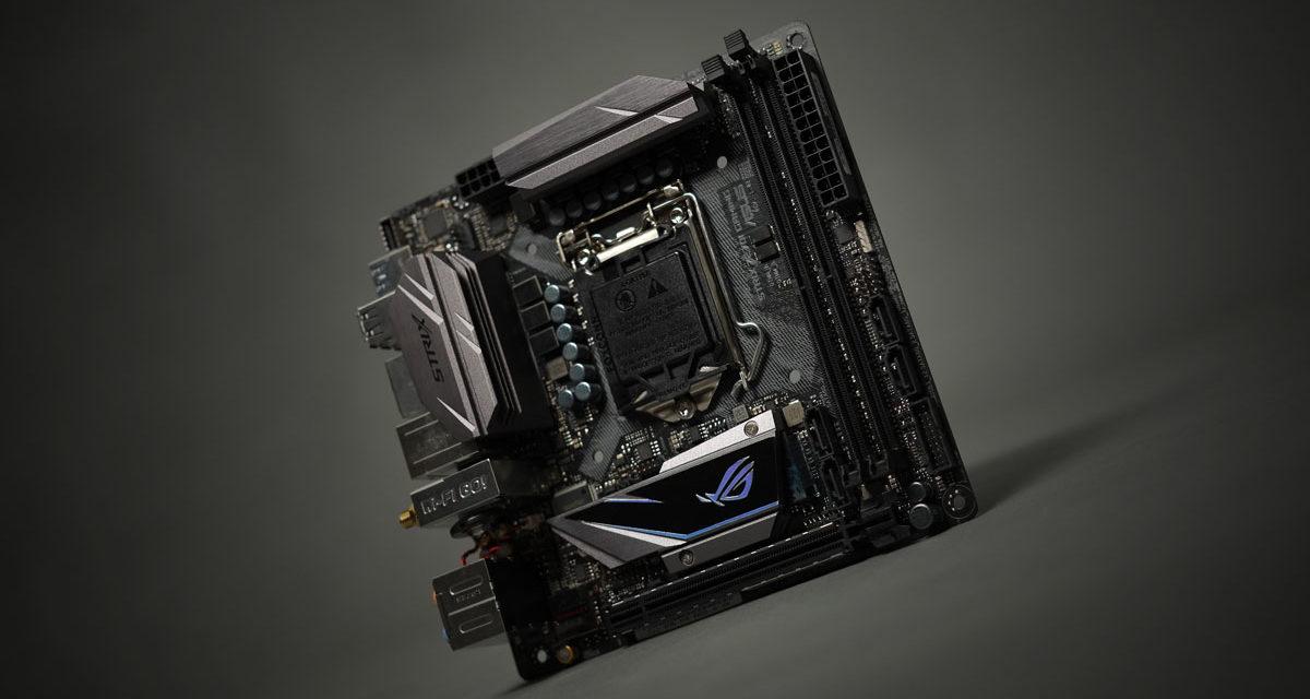 Review | ASUS ROG Strix Z270I Gaming LGA 1151 ITX Motherboard