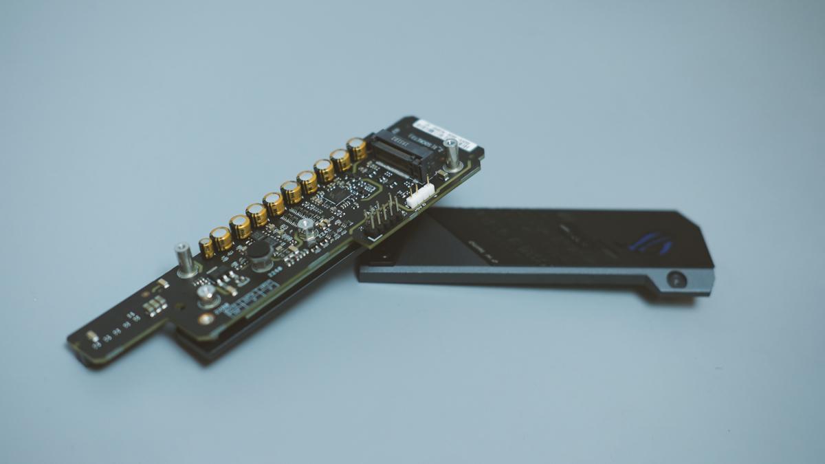 ASUS ROG Strix Z490 I Gaming Preview 11