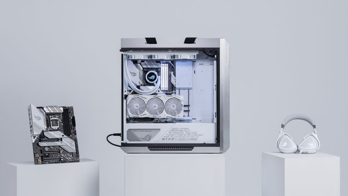 ASUS Announces Intel Z490 Chipset Motherboards