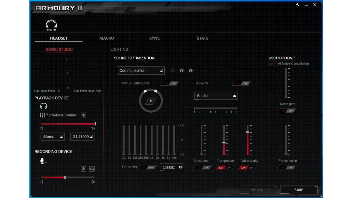 ASUS ROG Theta 7.1 Review 1