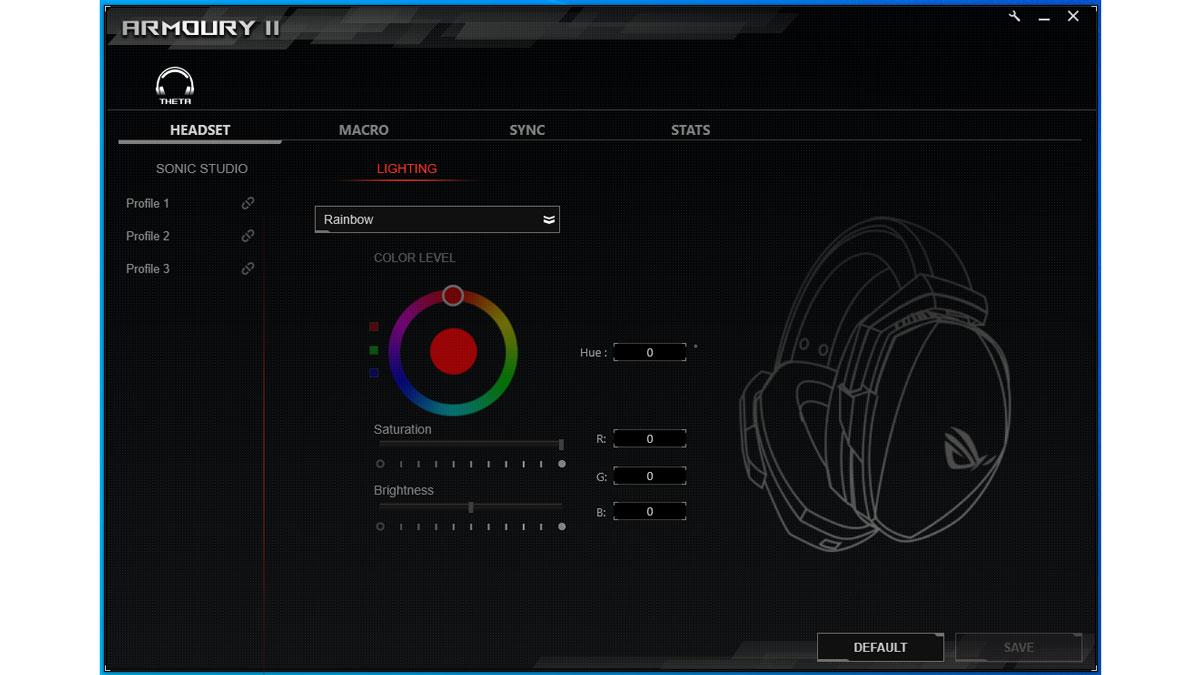 ASUS ROG Theta 7.1 Review 2