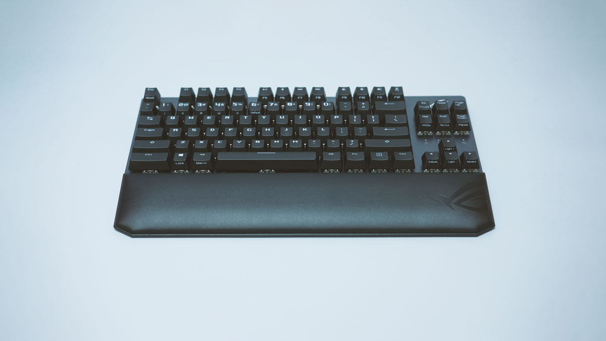 ASUS STRIX Scope TKL Deluxe Review 11