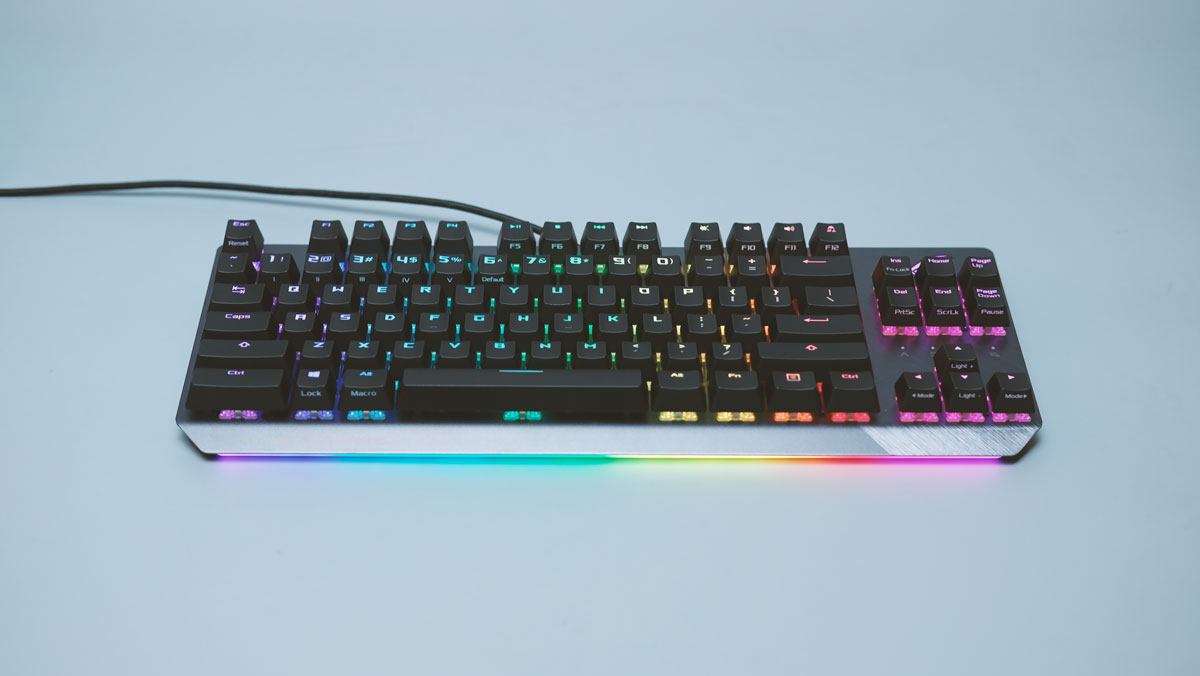 Review | ASUS ROG Strix Scope TKL Deluxe Keyboard