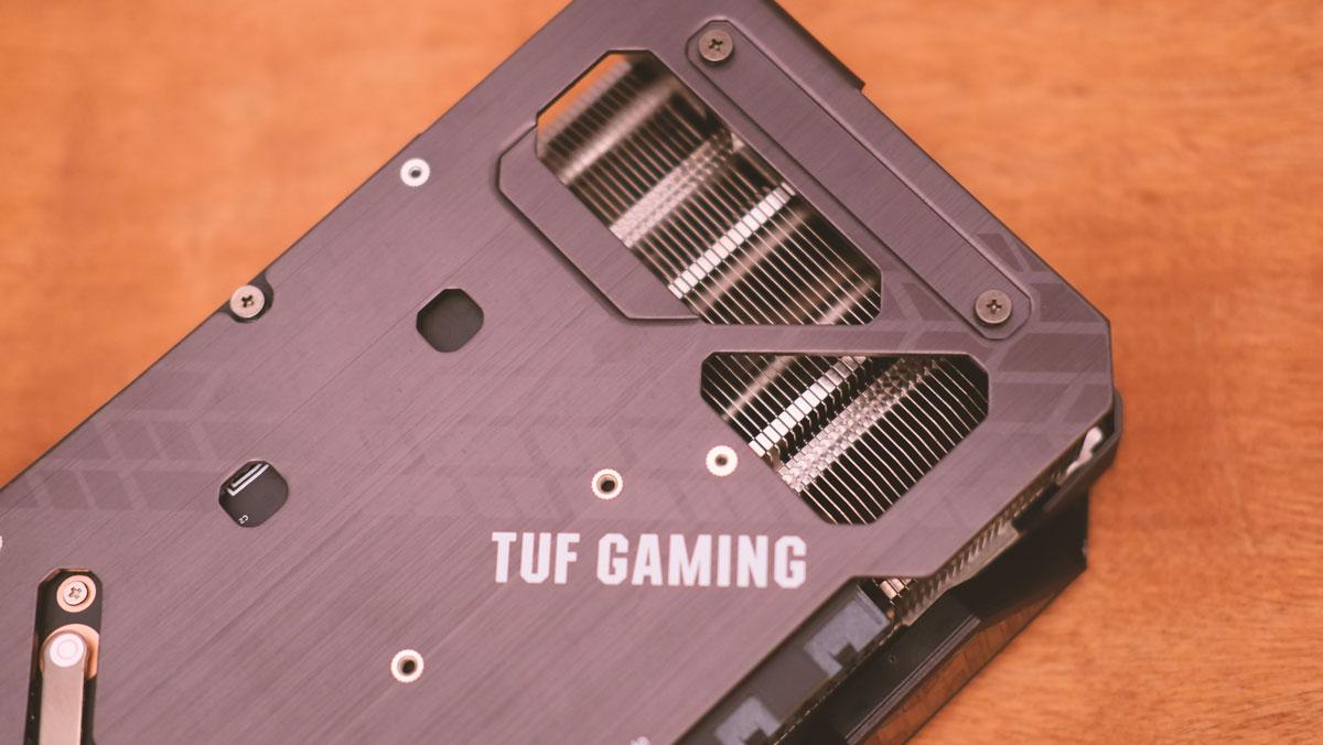 Review   ASUS TUF RTX 3080 O10G Gaming