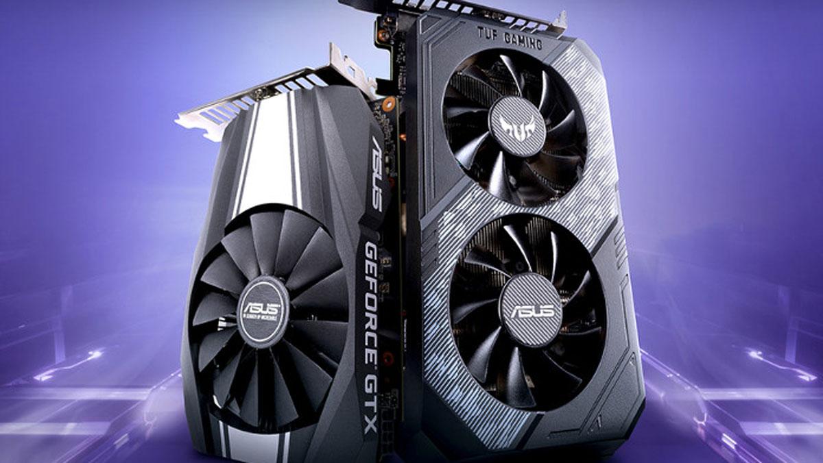 ASUS Announces TUF Gaming and Phoenix GeForce GTX 1660