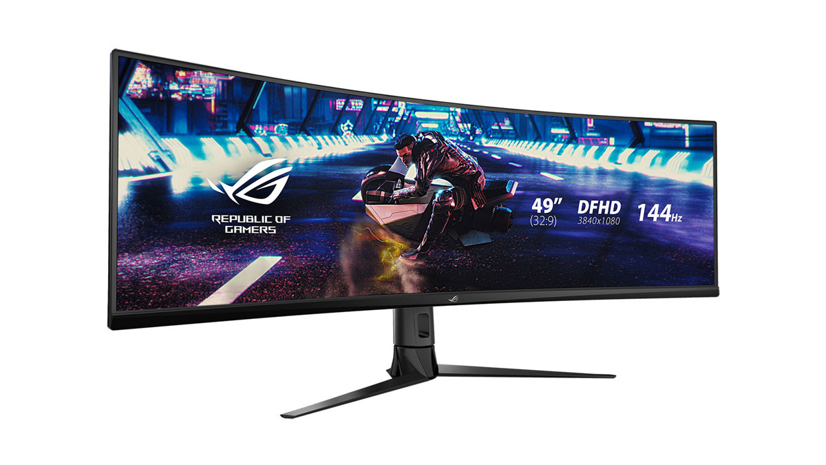 ASUS Showcases Bigger and Faster Gaming Monitors for 2019