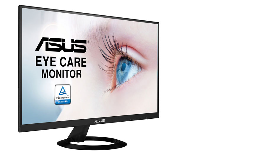 ASUS Announces VZ239HR Ultra-Slim Frameless Monitor