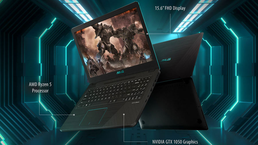 ASUS Releases Budget Oriented X570ZD Gaming Laptop
