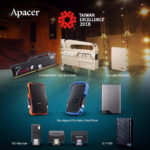 Apacer Awarded Again by 26th Taiwan Excellence