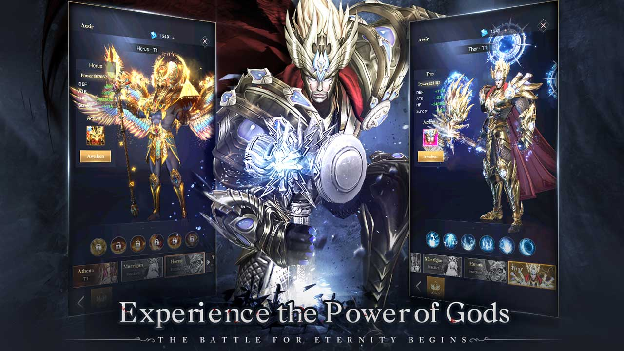 Ashland Rebellion of Gods Philippines PR 2