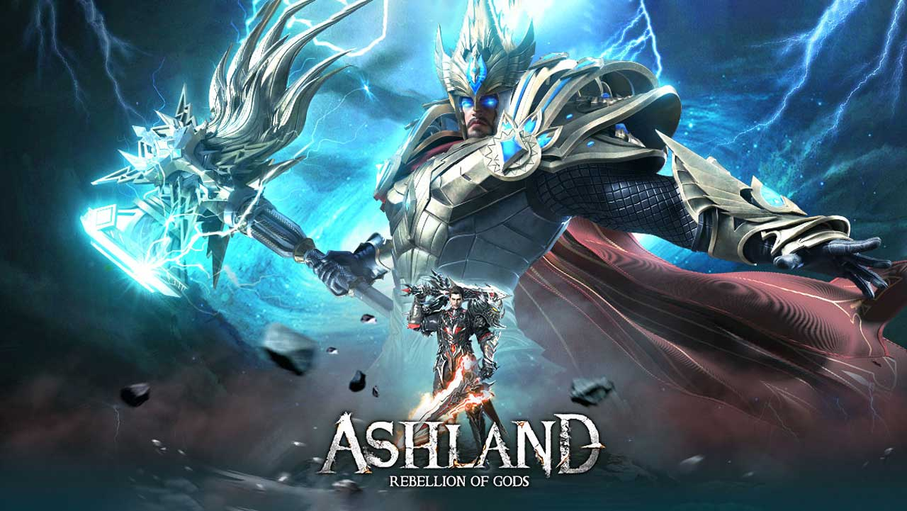 Ashland: Rebellion of Gods to Launch in the Philippines!