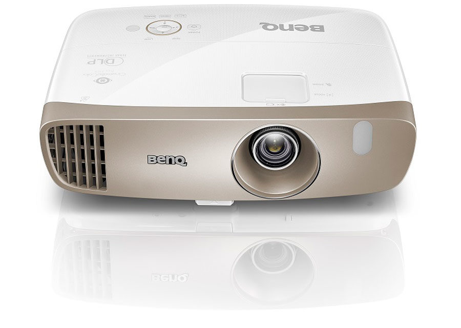 BenQ Home Video Projectors Take Home Theater to a New Level