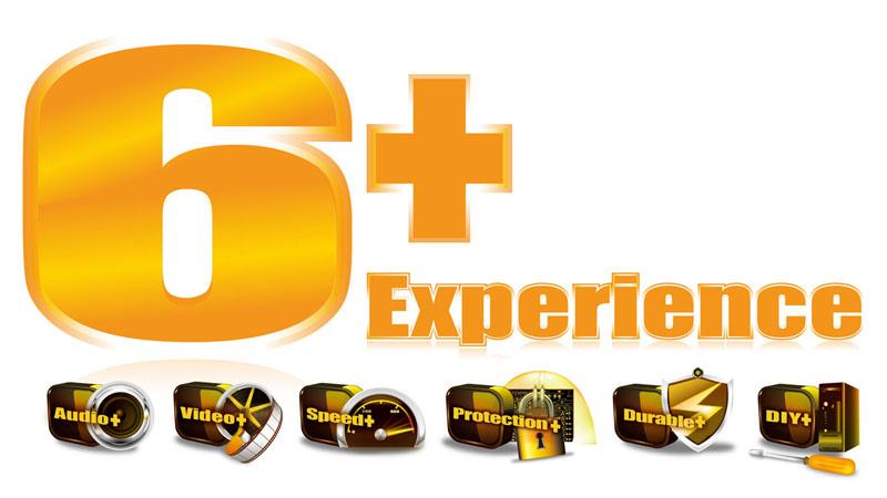 BIOSTAR-6+-Experience