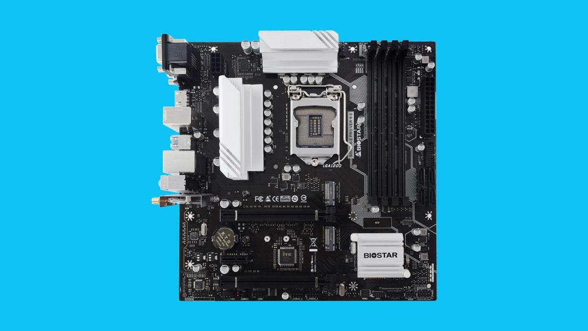 BIOSTAR Releases B560MX-E PRO/MH-E PRO Motherboards